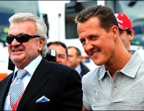 Вебер: Шумахер е здрав и може да печели състезания във Ф1