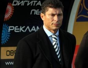 """Краси Балъков: Искаме третото място в """"А"""" група"""