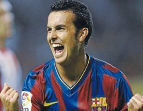 Изумителният Педро с гол на всеки 108 минути