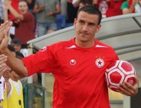 ЦСКА остана без своя голмайстор до края на полусезона