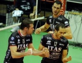 Резултати от 12-ия кръг в италианската волейболна Серия А1