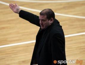 БФБаскетбол: Никой не е обсъждал Тодоров за национален селекционер