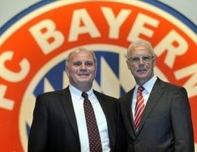 Ули Хьонес е новият президент на Байерн (Мюнхен)