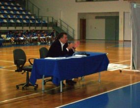 Михаил Михов: Развитието на българския баскетбол зависи от треньорите