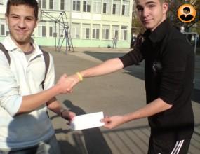 Противогаз подписа с Асенов !