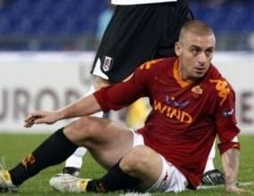 Рома няма да форсира завръщането на Де Роси