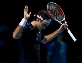 Фаталният 13-и опит донесе на Давиденко първа победа над Федерер