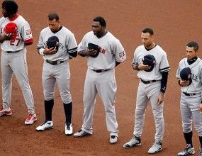 """Четирима """"янки"""" в отбора на десетилетието в MLB"""