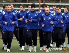 Нов защитник започна тренировки с Левски