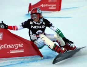 Сани Жекова завърши пета на Зимните екстремни игри в Аспен