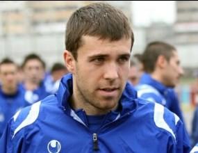 Миро Антонов блести на първата тренировка в Кипър