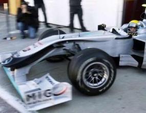 Розберг: Не се сърдя на Барикело, Шумахер дълги години го побеждаваше