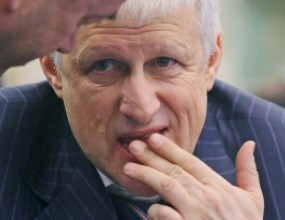 Сергей Фурсенко е новият президент на Руския футболен съюз