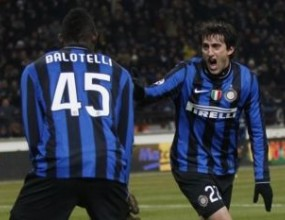 Комичен гол доближи Интер до финала за Купата на Италия (видео)