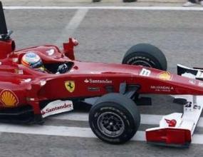 Алонсо: Наслаждавам се на живота във Ферари, не бързам да се радвам на резултатите