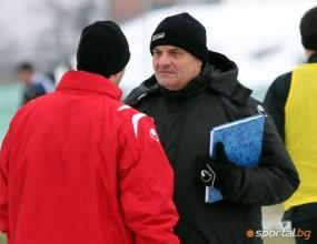 Андоне: Може да вземем играч на Динамо Букурещ