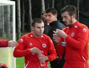 ЦСКА леко се пробуди, идва бисерът на контролите