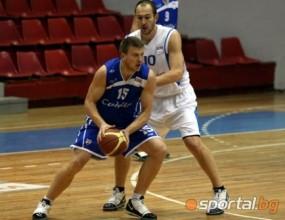 Стефан Георгиев: Лукойл не ни притеснява, излизаме за победа