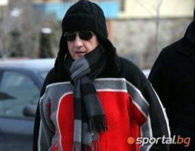 Борисов: Не ни трябват повече от 23-24 играчи