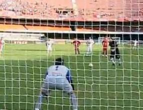 Гол номер 89 за вратаря Рожерио Сени (видео)