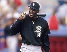 Бейзболната година на Майкъл Джордан