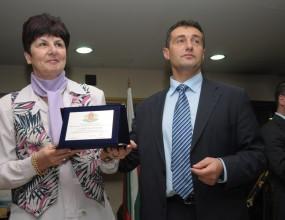 МФВС награди 60 изявени български спортисти