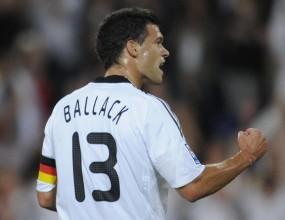 Михаел Балак за Германия - сълзи и малшанс