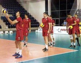 Професора доволен от националите от мачовете със Словакия