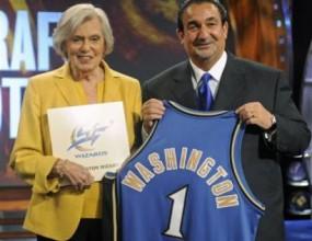 Вашингтон ще избира първи в драфта на НБА