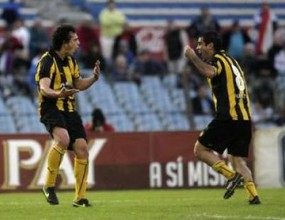 Пенярол стана шампион на Уругвай