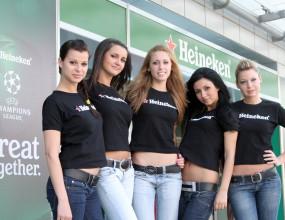 """Heineken Star Experience пренася """"Сантяго Бернабеу"""" в София"""
