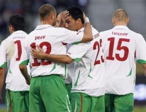 Литекс приема поздравления за представянето на Попов срещу Белгия