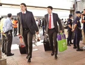 Байерн кацна в Мадрид