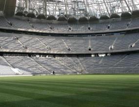 """Стадион """"Доростол"""" с поливна система като на """"Алианц Арена"""" в Мюнхен"""