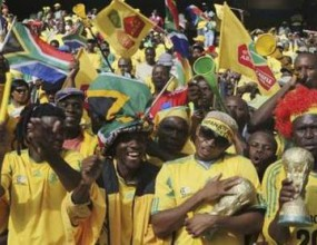 Футболист със сърдечни проблеми стресна ЮАР