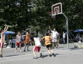 Организират стрийтбол турнир във Варна и Пловдив