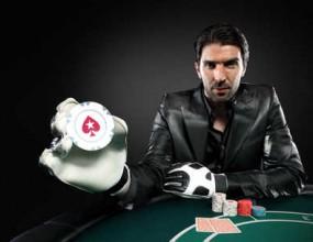 PokerStars подписа с Джанлуиджи Буфон