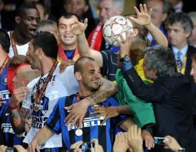 Интер е шестият европейски отбор със златен требъл