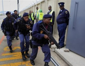 Полицията арестува трима заподозряни за обирите на журналисти