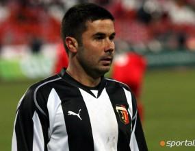 Йордан Тодоров е първият нов играч на Стяуа