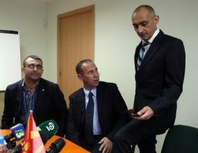 """""""Моряците"""" преговарят с двама известни треньори"""