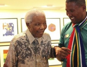 Правнучката на Мандела загина часове преди откриването