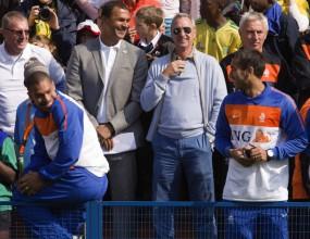 Холандците дариха 100 000 евро за спортен комплекс за деца