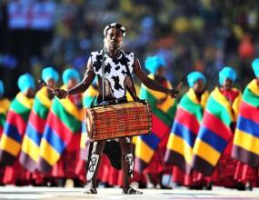Светът е футбол - екзотично мегаоткриване даде старт на Мондиала (видео)