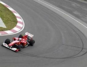 Алонсо доволен от темпото на Ферари