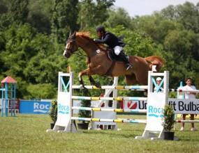 Божурище домакин на европейската купа по конен спорт