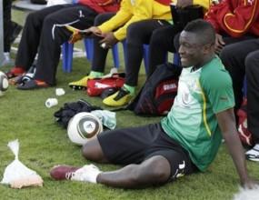 Мунтари готов за първия мач на Гана
