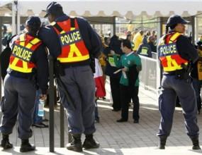 ЮАР отказа достъп на английски футболен хулиган