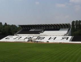 Феновете на Славия участват активно в ремонта на стадиона