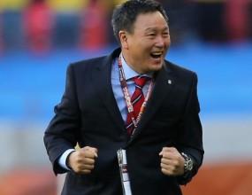 Треньорът на Южна Корея: Раздадохме се напълно за победата